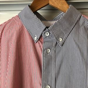 Rag and Bone men shirt. Multi color. Size L